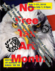 "poster for ""No Free Tax Art Month"" Exhibition"