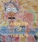 "poster for ""Anthem of the Sun"" Exhibition"