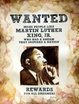 "poster for John Nieman ""The Wanted Show"""