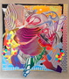 "poster for Frank Stella ""Imaginary Places"""
