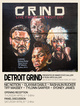 "poster for ""Detroit GRIND"" Exhibition"