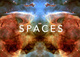 "poster for ""Spaces"" Exhibition"