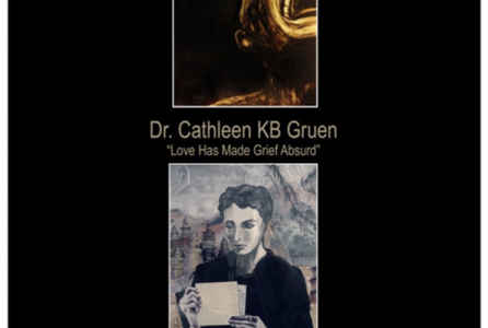 poster for Vanessa Espinosa and Cathleen KB Gruen Exhibition