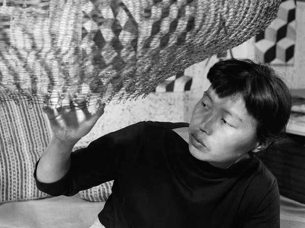 poster for Ruth Asawa Exhibition