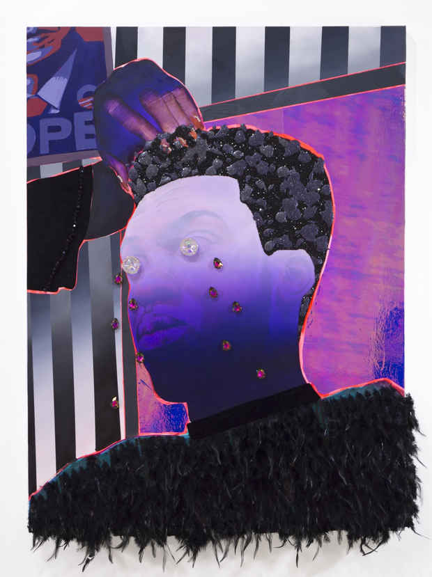 "poster for Devan Shimoyama ""Sweet"""