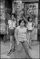 "poster for Susan Meiselas ""Prince Street Girls, 1976-1979"""