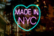 "poster for Ruben Natal-San Miguel ""Made in NYC"""