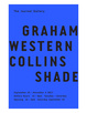 "poster for Graham Collins ""Western Shade"""