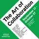 "poster for ""The Art of Collaboration"" Exhibition"
