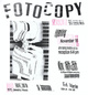 "poster for ""Fotocopy"" Exhibition"