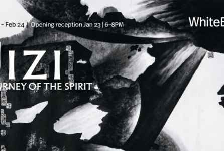 "poster for Jizi ""Journey Of The Spirit"""