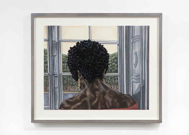 "poster for Toyin Ojih Odutola ""When Legends Die"""