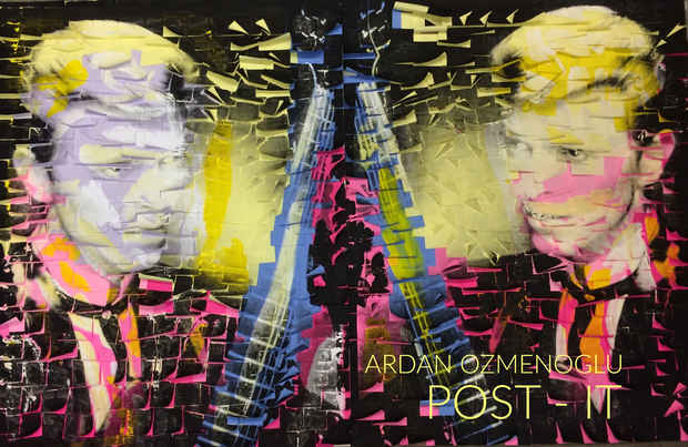"poster for Ardan Ozmenoglu ""Post - It"""