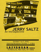"poster for ""Jerry Saltz An Introspective"" Exhibition"