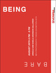 "poster for ""Being Bare"" Exhibition"