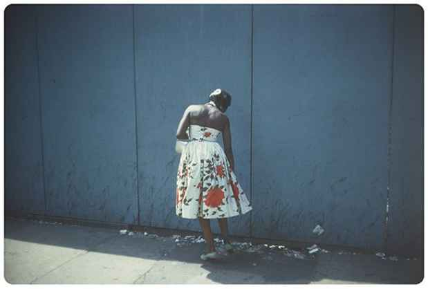 "poster for Garry Winogrand ""Color"""