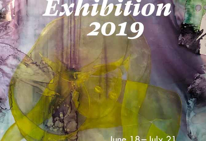 "poster for ""Summer Exhibition 2019"" Exhibition"