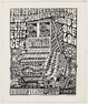 "poster for Gary Panter ""Drawings, 1973-2019"""
