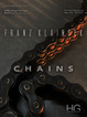 "poster for Franz Klainsek ""Chains"""