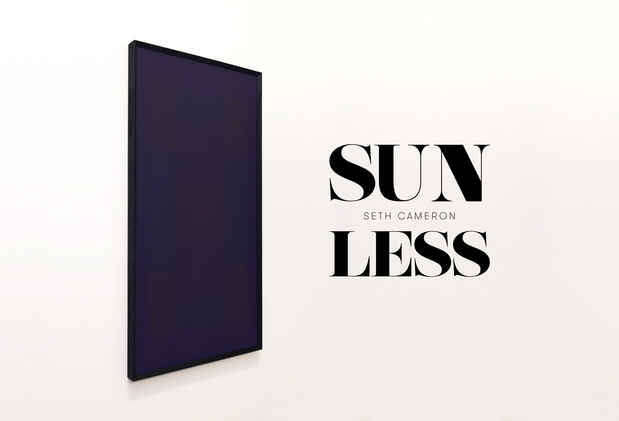 "poster for Seth Cameron ""Sunless"""