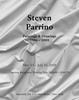 "poster for Steven Parrino ""Paintings & Drawings 1986 – 2003"""