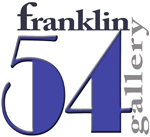 poster for Franklin 54 Gallery