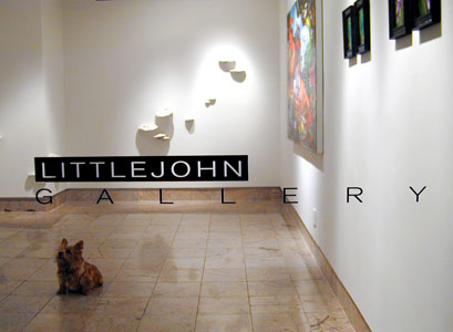 poster for Littlejohn Contemporary