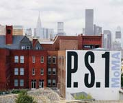 poster for MOMA PS1
