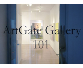 poster for ArtGate Gallery