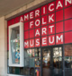 poster for American Folk Art Museum