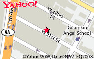 yahoo! map