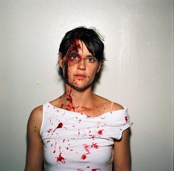 Tod Seelie Lucy Blood, 2006 15 x 15 Digital C Print edition of 8