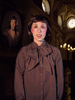 Cindy Sherman, ''Untitled,'' 2008. Courtesy of the Artist and Metro Pictures
