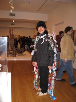 Chin Chih Yang, ''Human Sculpture.''