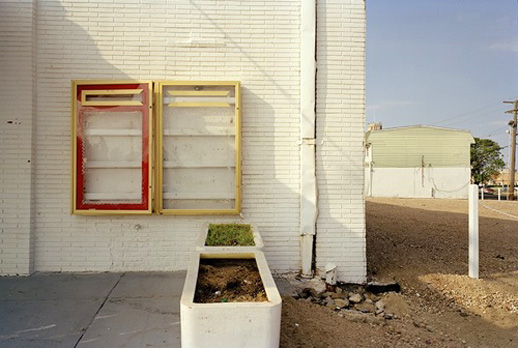 Christine Callahan, ''Cinema, Asbury Park, New Jersey.'' Archival pigment print. Image courtesy of Jen Bekman Gallery.