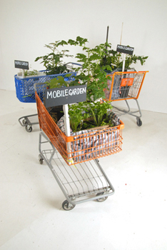 Tattfoo Tan, ''S.O.S.: Mobile Garden'' 2009. Courtesy BRAC.
