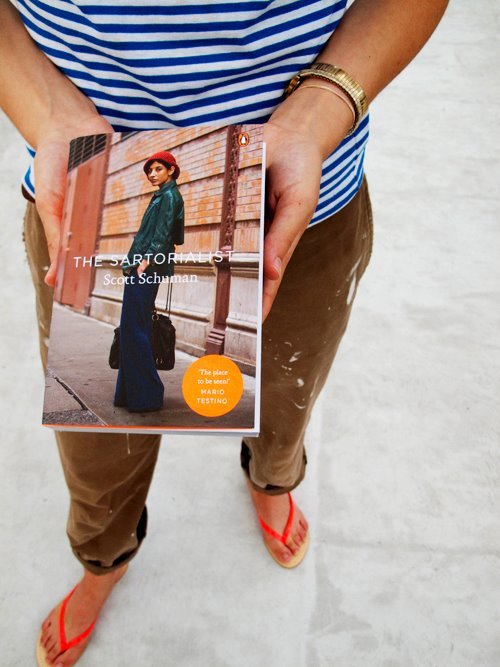 ''The Sartorialist'' by Scott Schuman (Penguin Books, 2009). Image courtesy of The Sartorialist.