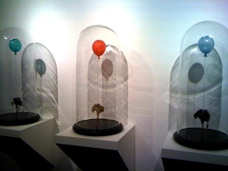 Polly Morgan (Other Criteria Gallery)