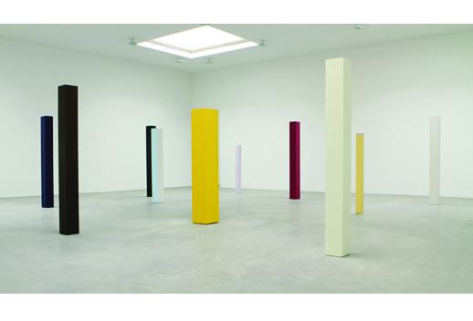 Anne Truitt, Matthew Marks Gallery