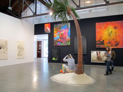 Friedrich Kunath Exhbition/ Andrea Rosen Gallery