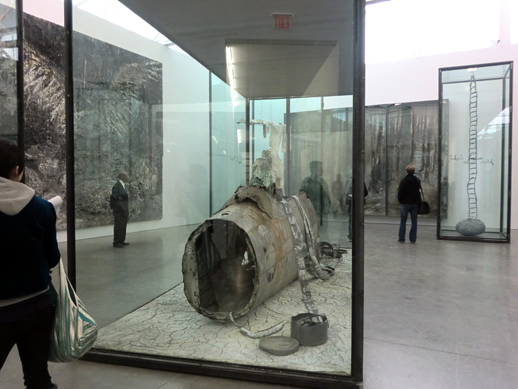 Anselm Kiefer 'Next Year in Jerusalem' installation view