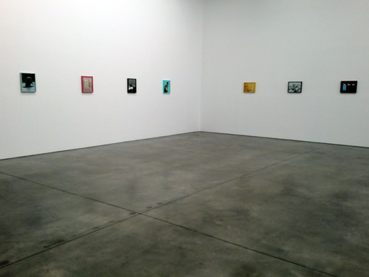 Elad Lassry Exhibition installation view