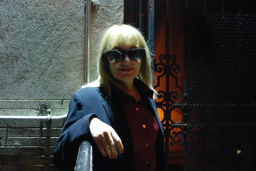 Bibbe Hansen. Photograph: Veronica Ibarra.