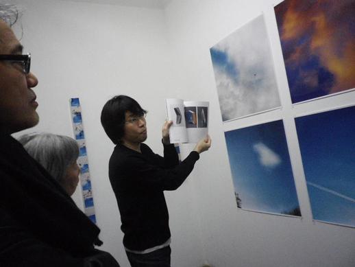 studio visit: Katsuhiro Saiki