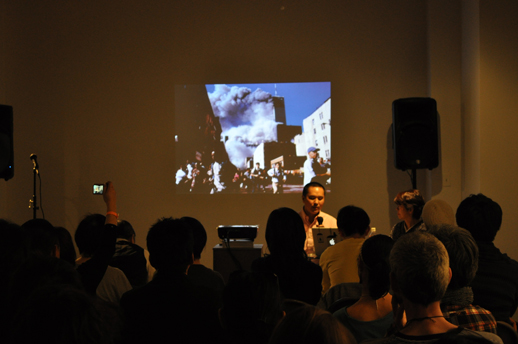 Talk: Hiroko Ishinabe and Hiroshi Sunairi