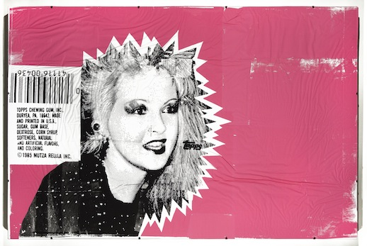 Skylar Fein. Cyndi Lauper Comforter, 2009.