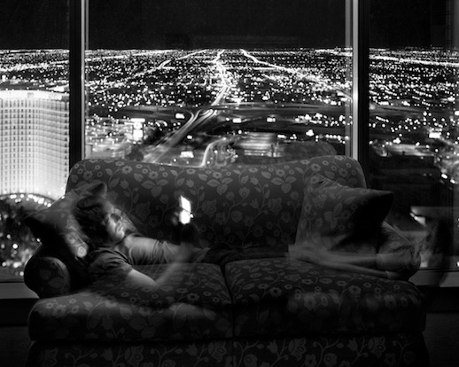 Matthew Pillsbury 'Nathan Noland, Mario Kart DS, The Star Cup Wynn Las Vegas, Monday July 31st' (2006) Archival pigment ink print, 13 x 19 in. Edition 19 of 20
